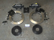 Mk1 Mk2 Escort Wilwood Superlite 4 Pot Brake Set Up 310mm Vented Brake Kit