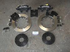 Mk1 Mk2 Escort wilwood Superlite 4 Olla configurar De Freno Kit De Freno 310mm ventilados