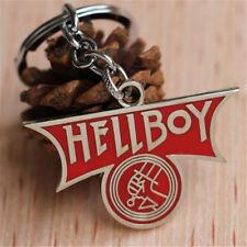 Porte clé Keychain Ø45mm Hellboy Comics