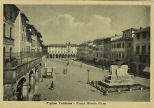 Z7256-FIGLINE VALDARNO, PIAZZA MARSILIO FICINO, 1951