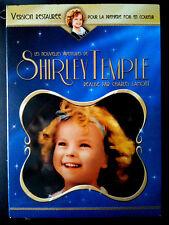 LES NOUVELLES AVENTURES DE SHIRLEY TEMPLE - EN COULEURS - DVD NEUF (A1