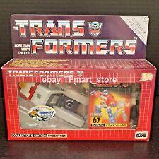 67 Kup Orion Pax & Dion MISB Ehobby Takara G1 Transformers Wheelie