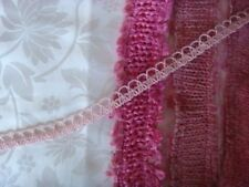 2 yards Baby Pink Looped Gimp Cord Trim Furniture 1/2 inch wide