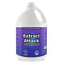 Extract Attack - Organic Carpet Cleaner & Pet Stain Remover 1 Gallon
