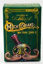 ONE BLIND BOX MECHTORIAN SERIES 2 MINI VINYL FIGURES BY DOKTOR A X KIDROBOT
