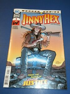 Future State Jinny Hex #1 NM Gem Wow