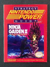 Nintendo Power - Ninja Gaiden II NES Strategy Guide Volume 15