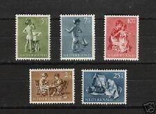 NVPH 649-53 Kinderzegels 1954 Postfris
