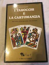 Libro I Tarocchi E La Cartomanzia Di Le Scouezec