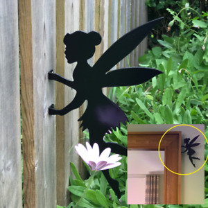 Tinkerbell Fairy Fence Topper Post Top Garden Ornament
