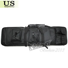 """38"""" Tactical Hunting Military Heavy Duty Gun Rifle Carrying Case Bag Backpack"""