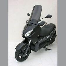Pare Brise Bulle ERMAX HP + 15cm/H 55 Cm Yamaha Xmax 125 250 2006/2009 Clair