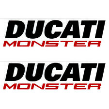 Ducati Monster gas tank decals stickers # 425