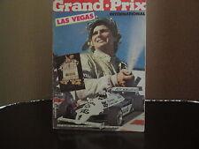 GRAND . PRIX INTERNATIONAL No 41 OCTOBER 28th 1981