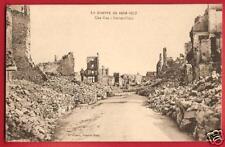 CPA E. Mamet postcard War Guerre Une Rue à GERBEVILLER 68 Alsace [1039 R]