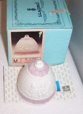 Lladro Christmas Bell 1987 5458 Boxed Mint