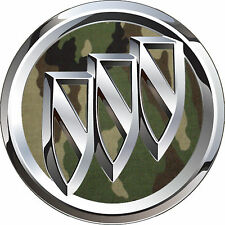 Buick Camo Decal/Sticker FREE SHIPPING!!