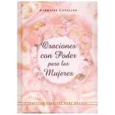 Oraciones con Poder para Mujeres by Germaine Copeland (2001, Hardcover)