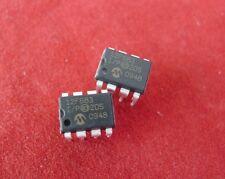 2pcs Microchip PIC 12F683 I/P PIC12F683 DIP8   New