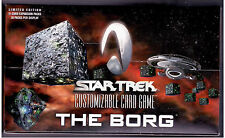 Star Trek CCG The Borg Sealed Box of 30 packs 11 Cards per Pack.