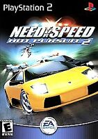 Need For Speed: Hot Pursuit 2 (PS2 PlayStation 2) - DISC ONLY - Tested & Working