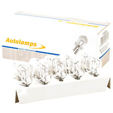 10 X 380W 12V W21/5W 580 Car Capless Wedge Brake Stop Tail Reverse Fog Bulbs