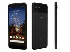 Google pixel 3a 64gb Just BLACK NERO ANDROID 11 senza SIM-lock OLED