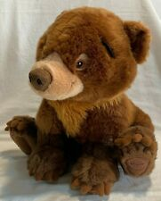 "Disney Store Exclusive Koda plush Brother Bear Stuffed Animal 12"" clean official"
