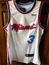 Dwyane Wade Miami Heat Vice white jersey S