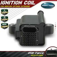 Ignition Coil 5 Pins for Mercury Optimax Outboard 339-8M0077473 339-883778A01
