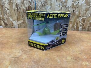 Aero Spin Sky Rover Hovering Ball Toy hand control Green