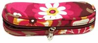 Vera Bradley Authentic Soft Zippered Eyeglass Case 24 New Styles to Choose From