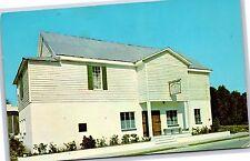 The Lodge Orange Masonic Lodge No. 36 Apopka, Florida Chrome Postcard Unused