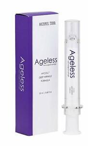Michael Todd Ageless Non-Surgical Syringe w/ Hycoll Deep Wrinkle Formula NIB