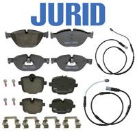BMW FRONT BRAKE PADS JURID OEM Quality 571355J
