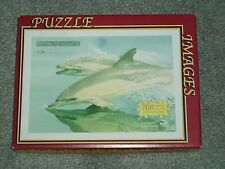 KFT LTD - PERFECT PUZZLES - DOLPHINS LIMITED EDITION 700 PIECE COMPLETE & BOXED