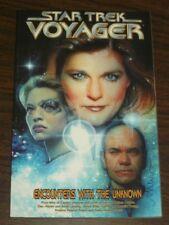 Star Trek Voyager Encounters With Unknown Wildstorm (Paperback)< 1563897709