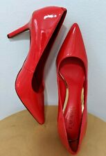 Ralph Lauren Sarina Patent Leather Pointy Heels Pumps, Size 8.5