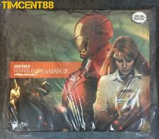 Hot Toys MMS311 Iron Man 3 Pepper Potts Mark 9 IX Set Special Edition Exclusive