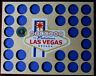 Las Vegas Poker Chip Display Frame Insert For Both Casino/Harley Chips (30)