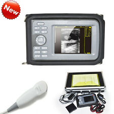 Portable Palmtop Ultrasound Machine Scanner Digital  + Micro-convex Probe  Human