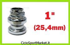 """Serie Sterzo a filetto Standard 1"""" (25,4mm) Bici Pieghevole - Graziella - Epoca"""
