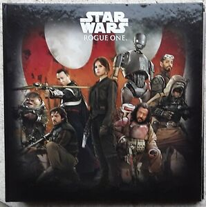 ALBUM COLLECTOR STAR WARS (leclerc ) ROGUE ONE , COMPLET