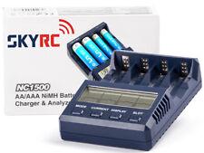 SkyRC NC1500 intelligentes Analyse-Ladegerät für AA/AAA, NIMH, Akkus