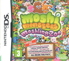 Moshi Monsters: Moshling Zoo Nintendo DS 3+ Virtual Pet Game