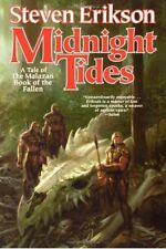 Midnight Tides : A Tale of the Malazan Book of the Fallen by Erikson, Steven