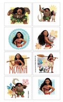 MOANA TATTOOS BIRTHDAY PARTY SUPPLIES