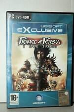 PRINCE OF PERSIA GIOCO USATO OTTIMO STATO PC DVD VERSIONE ITALIANA RS2 38990