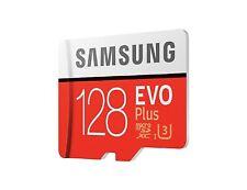 SAMSUNG EVO PLUS 2020 U3 UHS-I MICRO SD 100MB/s 128GB C10 FLASH MEMORY CARD st