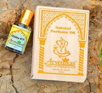 Chakra Krishna Musk Fragrance Natural Perfume Body Oil 10ml Roller Bottle Women